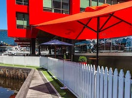 Lower Wharf, function room at The Wharf Hotel, image 1