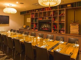 Captains Quarters, function room at The Wharf Hotel, image 1