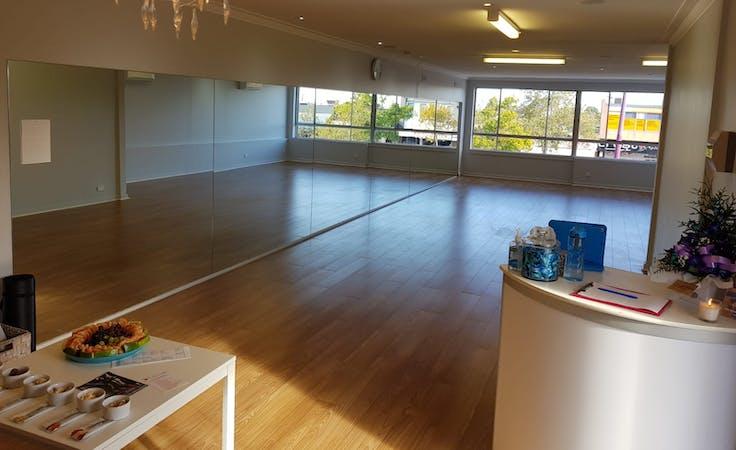 Studio, multi-use area at Dance and Dash, image 1