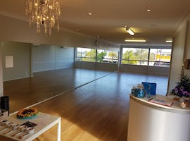 Studio, multi-use area at Dance and Dash, image 1