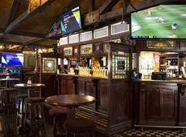 Shenannigans Bar, function room at Shenannigans, image 1