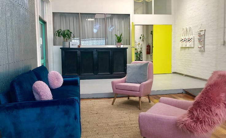 Work alongside like-minded people at this fun co-working space in Brunswick, image 1