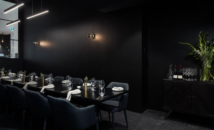 Miss Miley Private Dining Room, function room at The Victoria Hotel, image 1