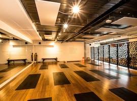 Humble Warrior, multi-use area at Humble Warrior Yoga, image 1