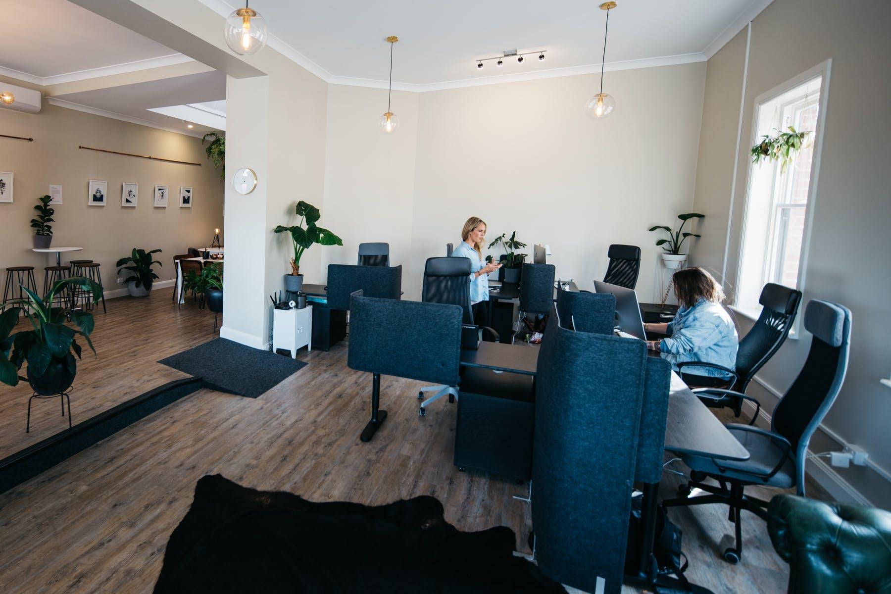 Hot desk at Lightbox Co-Working, image 1