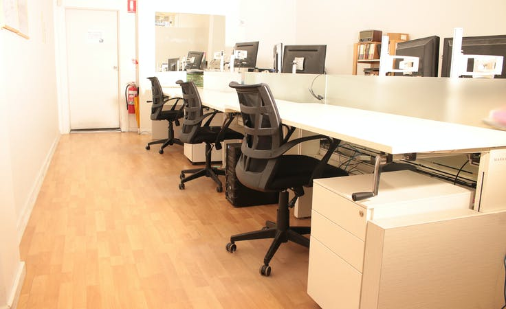 Shared office at Sydney Road Creative Workspace, image 1