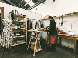 $179/week Artist & Craftsperson Private Lockable Studio in Sustainably Made Collaborative Warehouse Work Space near Newtown, creative studio at Nauti Studios Stanmore, image 1
