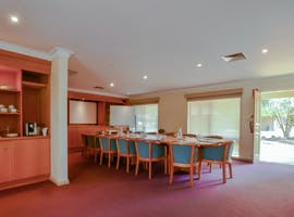 Jarrah Boardroom, meeting room at Meninya Palms Moama, image 1