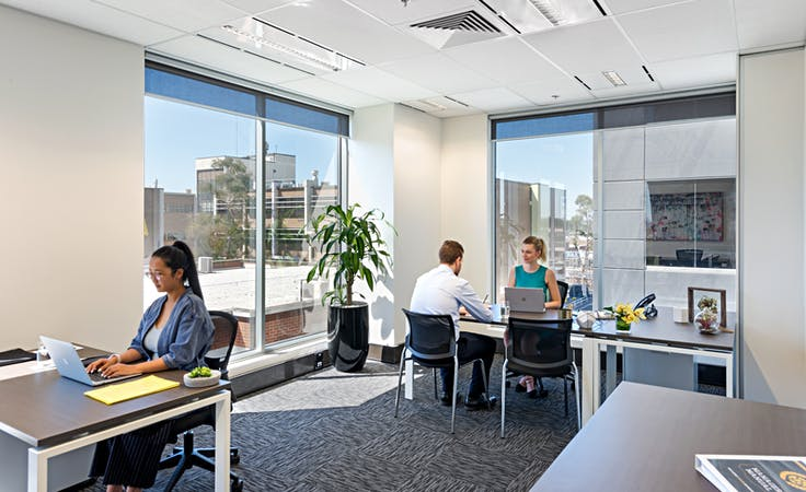 Office 1, serviced office at Victory Offices | St Kilda, image 1