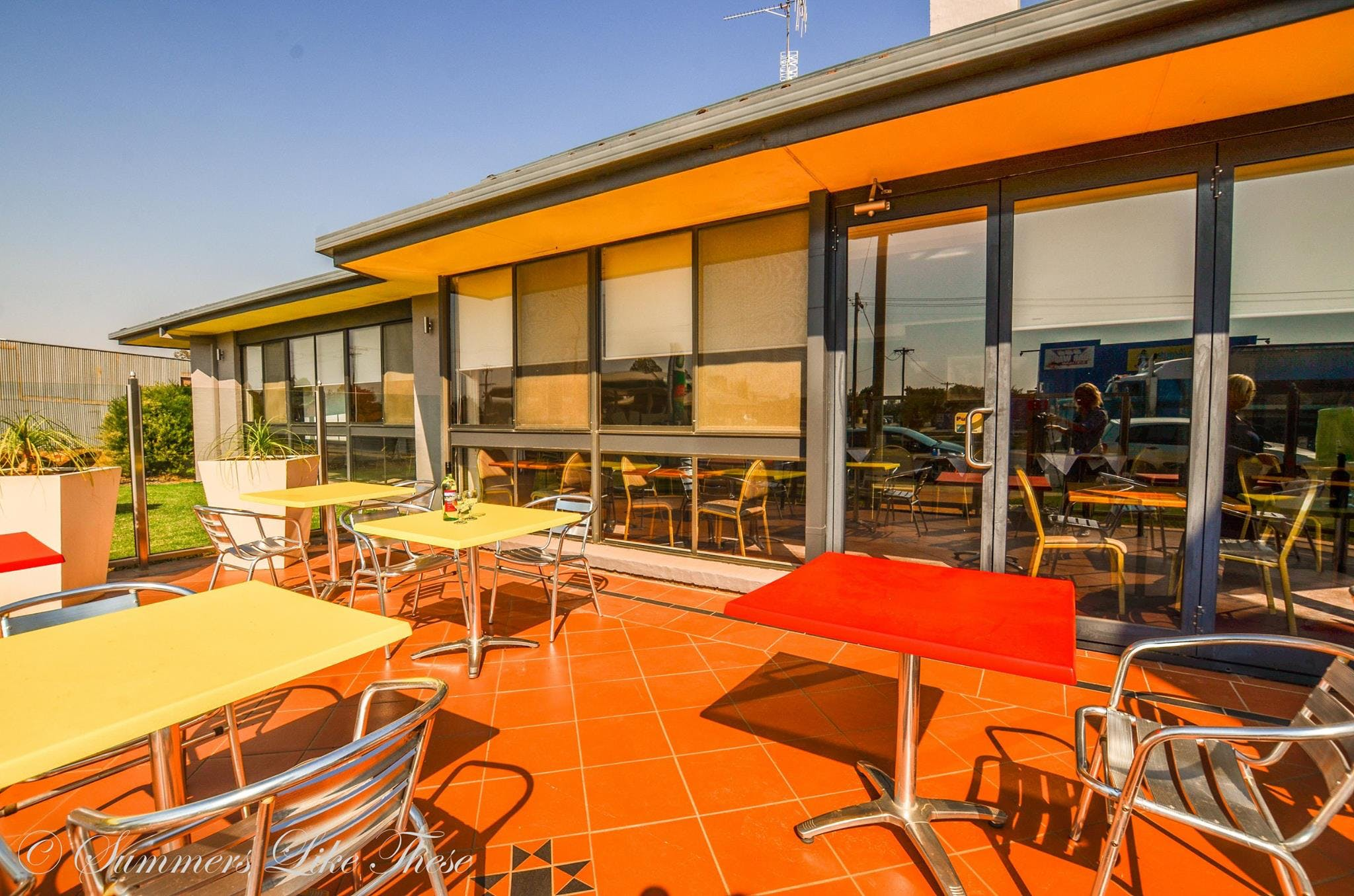 Looking for a function room that comes with an outdoor alfresco area?, image 1