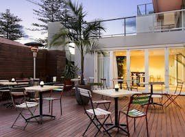 Terrace Suite, function room at Manly Wine Beach Suites, image 1