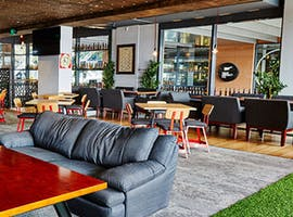 Upstairs, function room at Beer Deluxe Kings St Wharf, image 1