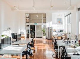 Buffet, shared office at Creative Studio in Surry Hills, image 1