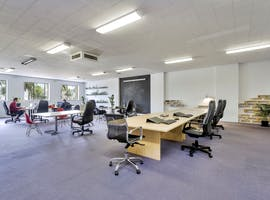 Dedicated desk in an office space overlooking St Kilda beach, image 1