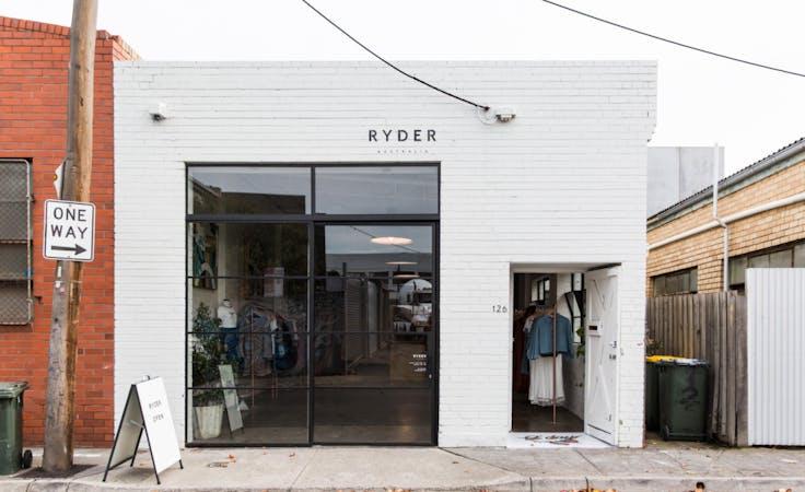 Cubitt St Cremorne Studio, multi-use area at RYDER, image 1