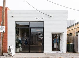 Cubitt St Cremorne Studio, multi-use area at RYDER, image 1