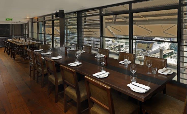 Mezzanine, function room at Kingsleys Woolloomooloo, image 1