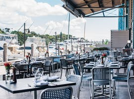 Outdoor Terrace, function room at Kingsleys Woolloomooloo, image 1