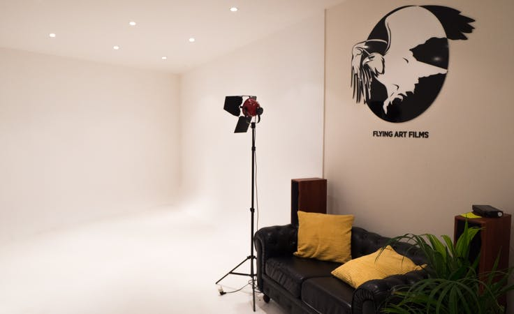 Creative studio at Flying Art Films, image 1