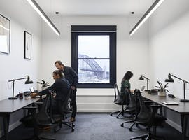 9 Person, private office at Hub Customs House, image 1