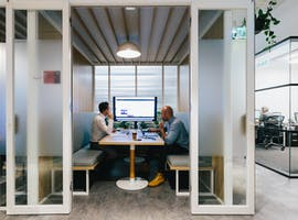 Dedicated desk at Hub Hyde Park, image 1