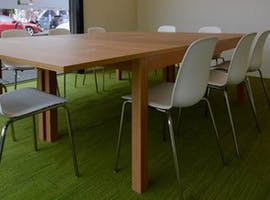 Mason Boardroom, meeting room at Jam Jar Cowork, image 1