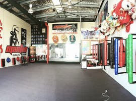 Multi-use area at Black Mantis Kung Fu Academy, image 1