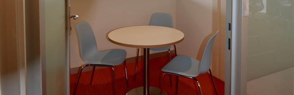 Weck Room, meeting room at Jam Jar Cowork, image 1