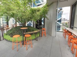 South Courtyard, function room at Untied Rooftop, image 1
