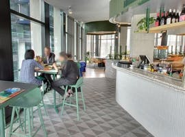 Indoor Dining, function room at Untied Rooftop, image 1