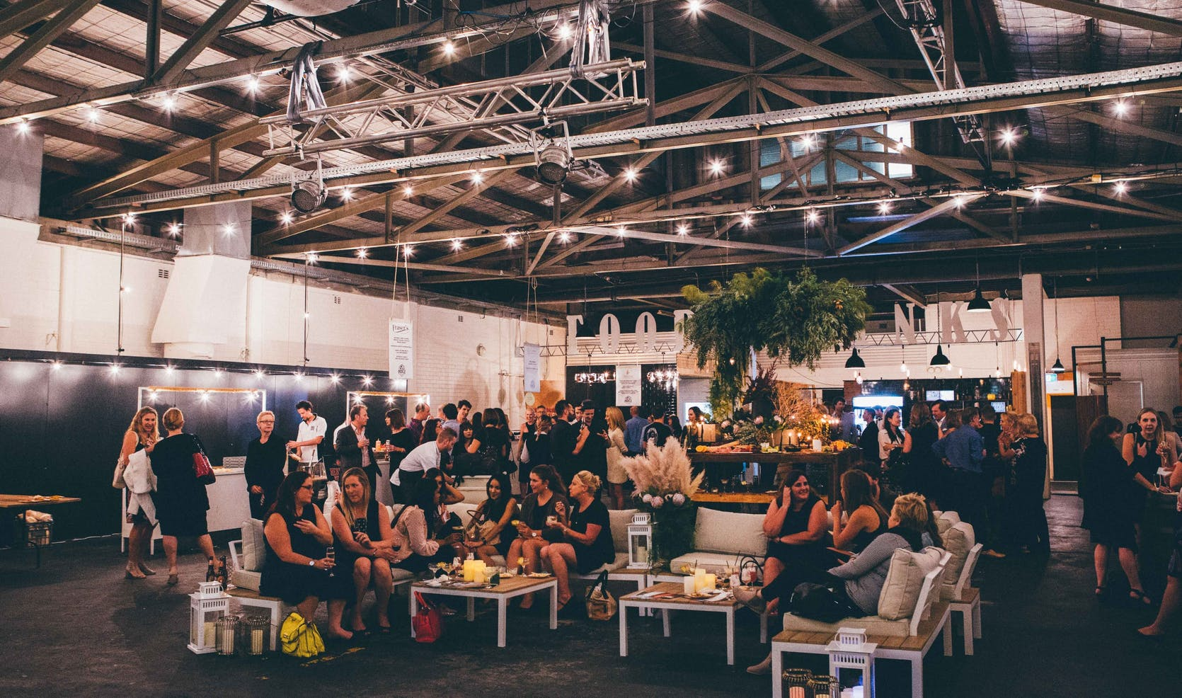 This beautiful warehouse event space is one of Perth's most sought after venues, image 1
