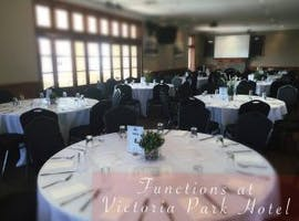 Event Space, function room at Victoria Park Hotel, image 1