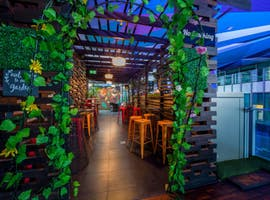 Hidden Garden, function room at The Aviary, image 1