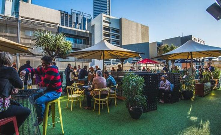 The Rooftop Bar, function room at The Aviary, image 1