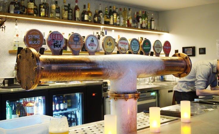 Lane Bar, function room at The Globe, image 1