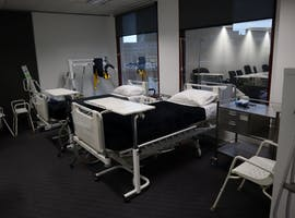 Aged Care Simulation Lab, training room at Classroom Southbank, image 1