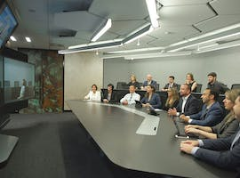 Immersive Studio, conference centre at Dexus Place, image 1