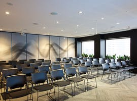 Auditorium and Business lounge , conference centre at Dexus Place, image 1