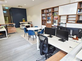 Dedicated working desks, dedicated desk at 162 Flinders Street, image 1