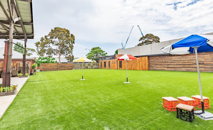 The Yard, multi-use area at The Timber Yard, image 12