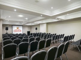 Chancellor Three, meeting room at Hotel Grand Chancellor Melbourne, image 1
