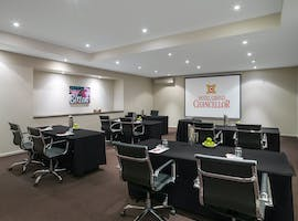 Chancellor Five, meeting room at Hotel Grand Chancellor Melbourne, image 1