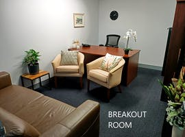 Breakout Room, meeting room at - 'Ocean Chambers', image 1