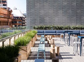 This terrace is the ultimate outdoor event space, image 1