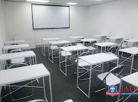 Room Mercury in Melbourne CBD, training room at Insight Academy Of Australia, image 1
