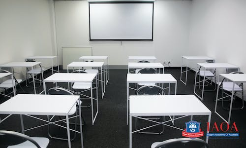 Room Sun in Melbourne CBD, Training room at Insight Academy