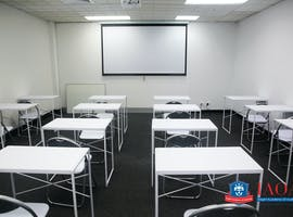 Room Sun in Melbourne CBD, training room at Insight Academy Of Australia, image 1