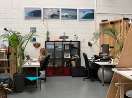 This photography/gallery space is a creative's dream, image 1