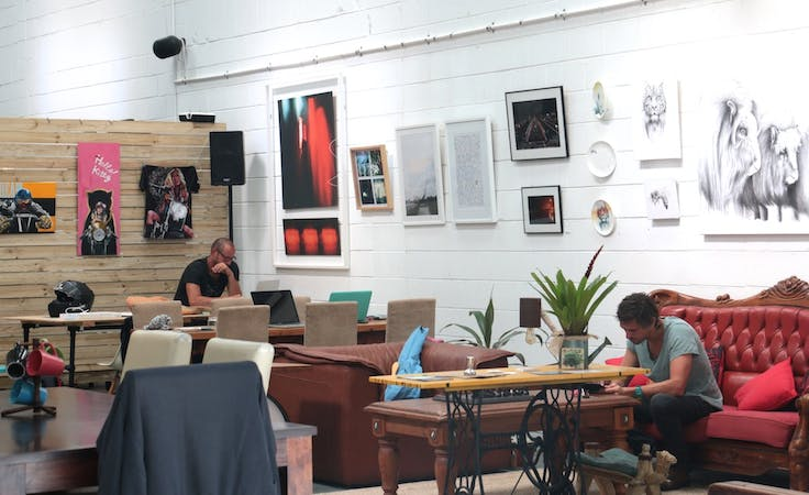 This photography/gallery space is a creative's dream, image 3