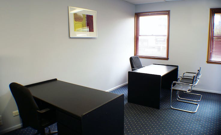 Private office at One Park Road, image 3